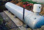 Газгольдер для сжиженного газа